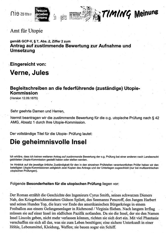 Utopie In Meiner Stadt Modul 5 Goethe Institut Griechenland