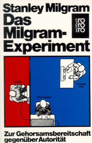 stanley milgram research paper