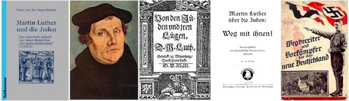 Luther Antisemitismus