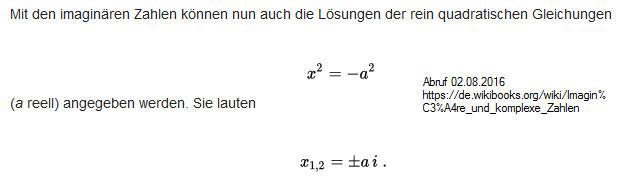 rein quadratische funktionen aufgaben